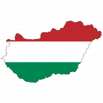Hungary Map Flag Contour Borders  - Elionas / Pixabay