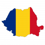 Romania Map Flag Contour Borders  - Elionas / Pixabay